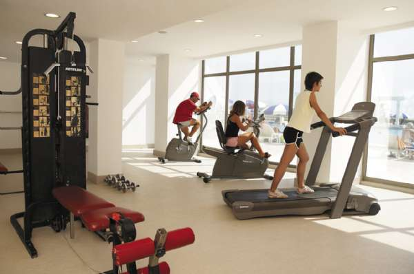Korumar Hotel De Luxe Fitness Center