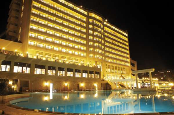Korumar Hotel De Luxe General View