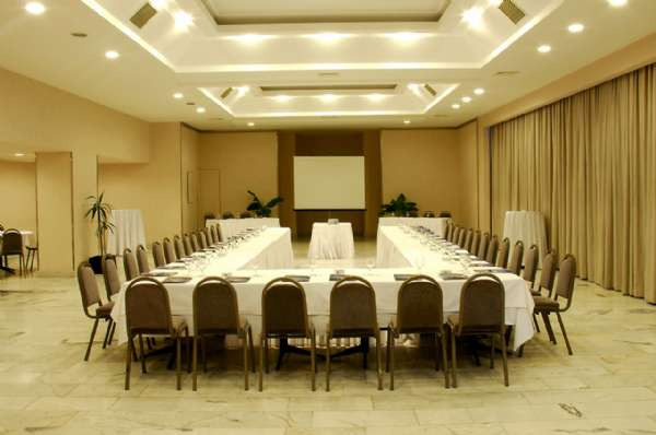 Korumar Hotel De Luxe Troy Meeting Room